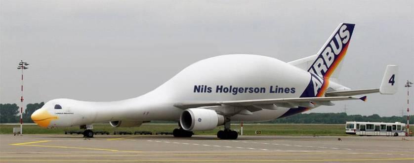 Weird Planes